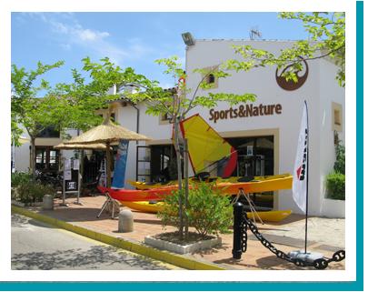 Centro de actividades Sports&Nature