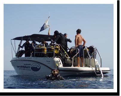 Embarcaciones Sports&Nature